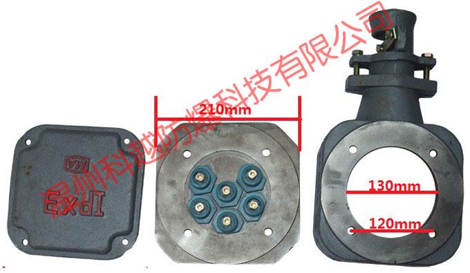 防爆电机接线盒种类